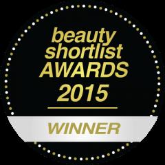 beauty shortlist awards 2015 winner
